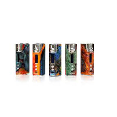 Arctic Dolphin Arthur 80W Stabilized Wood Box Mod
