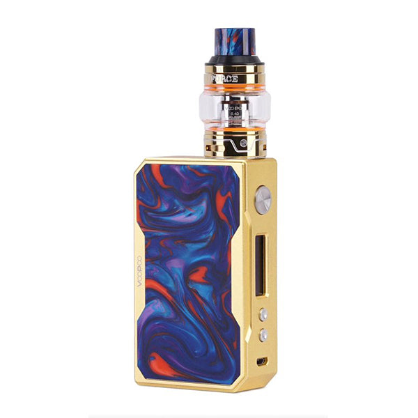 VOOPOO Gold Drag Resin 157W Starter Kit With UFORCE Tank - 5ml