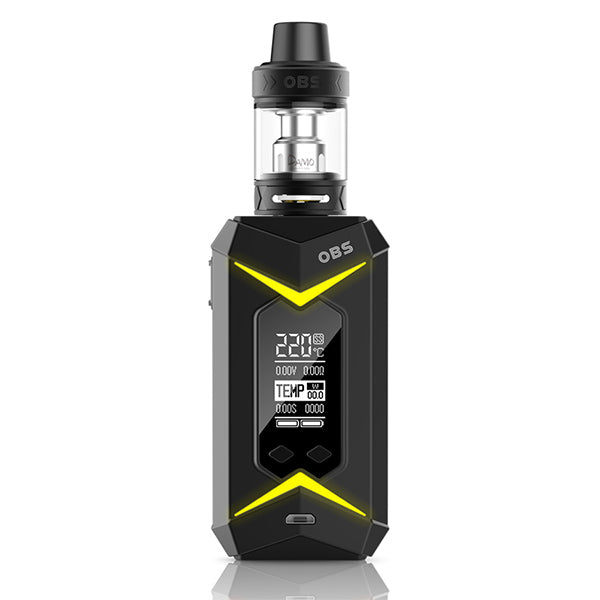 OBS Bat 218W Starter Kit with Damo Sub ohm tank - 5ml