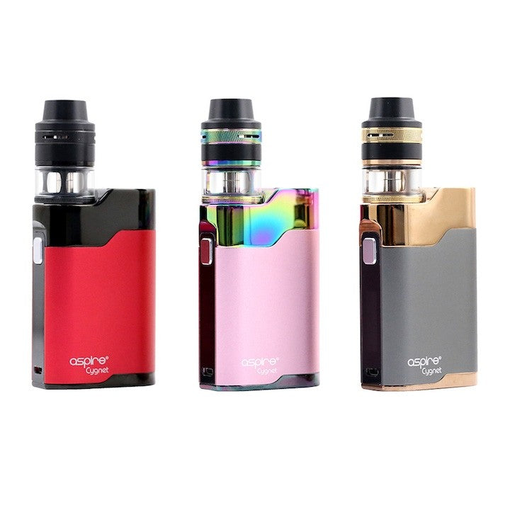 Aspire Cygnet Revvo 80w Starter Kit with Revvo Mini Tank
