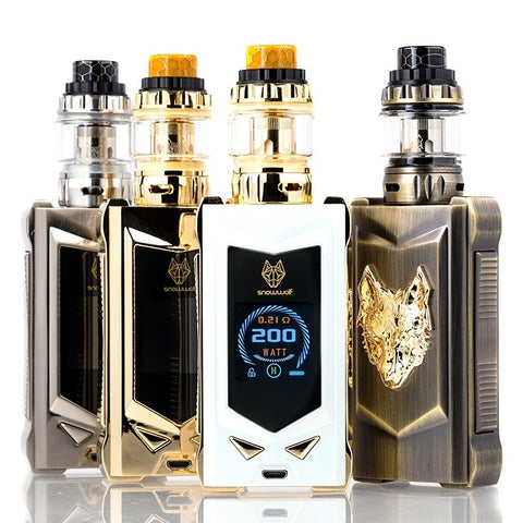 Sigelei Snowwolf Mfeng 200W Kit