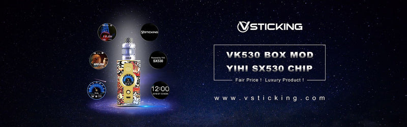 Vsticking VK530 Box Mod