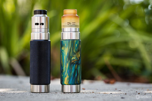 Wismec Reuleaux RX Machina Mech Kit with Guillotine RDA