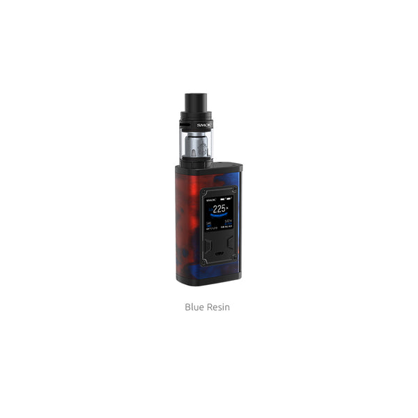Smok Majesty Resin Starter Kit 225W With TFV8 X-Baby Sub Ohm - 4ml
