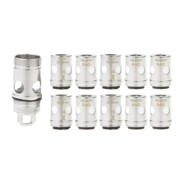 Vaporesso Traditional EUC Clapton Coil with Sleeve 0.4ohm/o.5ohm - 10pcs Coil & 1pcs Sleeve
