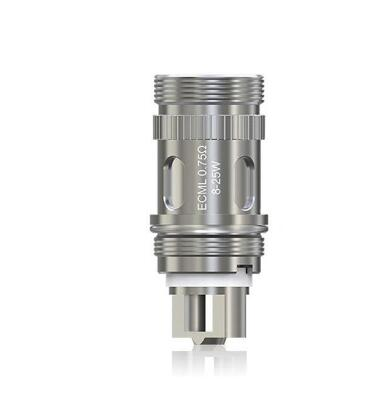 Eleaf ECML 0.75ohm Coil Head - 5pcs/pack