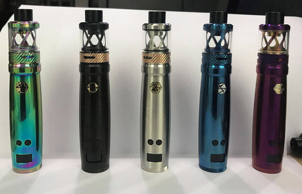 Uwell Nunchaku 80W Pen Style TC Starter Kit With Nunchaku Tank - 5ML