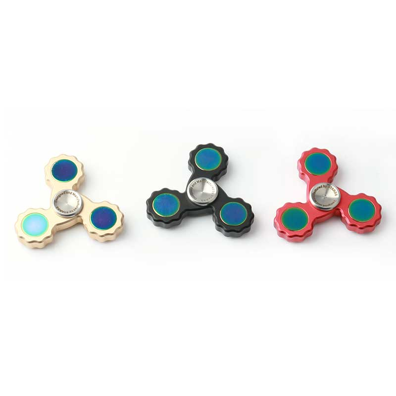 STARSS Hand Spinner Three Dazzle Color