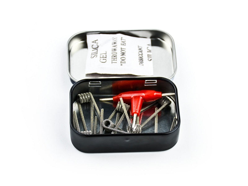 Demon Killer Clapton Coil 0.35ohm - 10pcs/pack