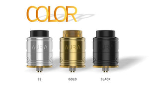 Digiflavor Aura BF RDA Tank Atomizer By DJLsb Vapes - 1.5ml