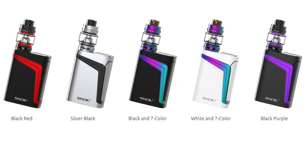 SMOK V-Fin 160W TC Kit With TFV12 Big Baby Prince Tank - 8000mAh & 6ml