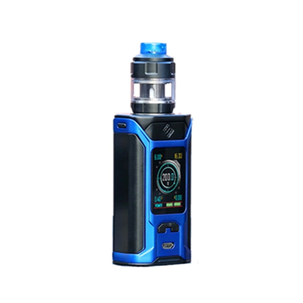 Wismec SINUOUS RAVAGE230 200W TC Kit with GNOME Evo Tank-4ml
