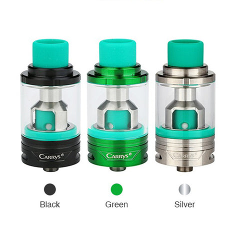 Carrys Green Sub Ohm Tank Atomizer - 4ml