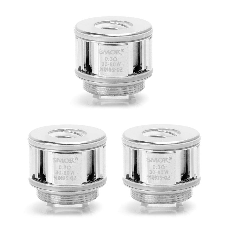 SMOK MiCRO ONE 150 Minos Q2 Coil Head 0.3ohm- 3pcs/pack