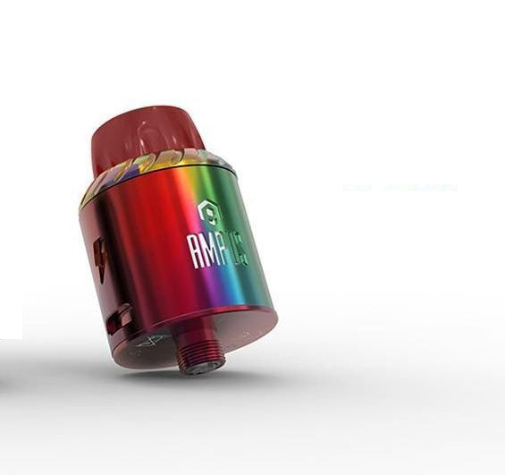 AMPUS Screwless RDA Tank Atomizer