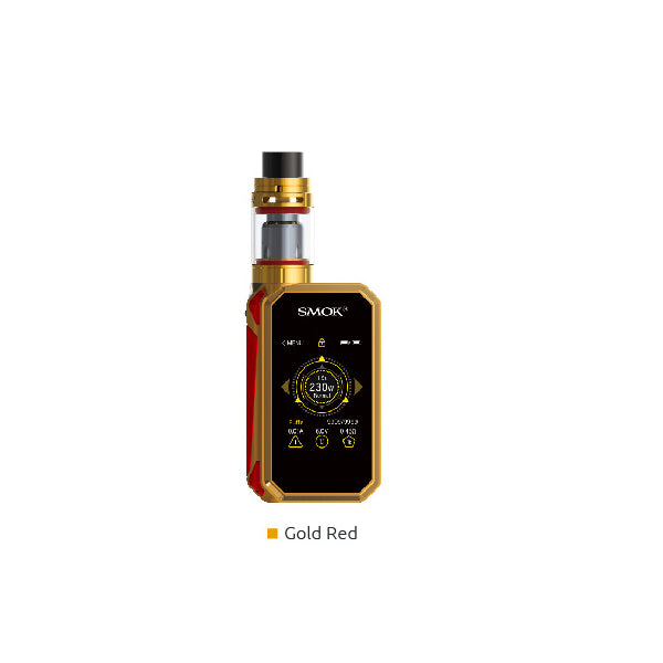 SMOK G-PRIV 2 230W Touch Screen Starter Kit With TFV8 X-Baby Tank -4ml-FullBlack