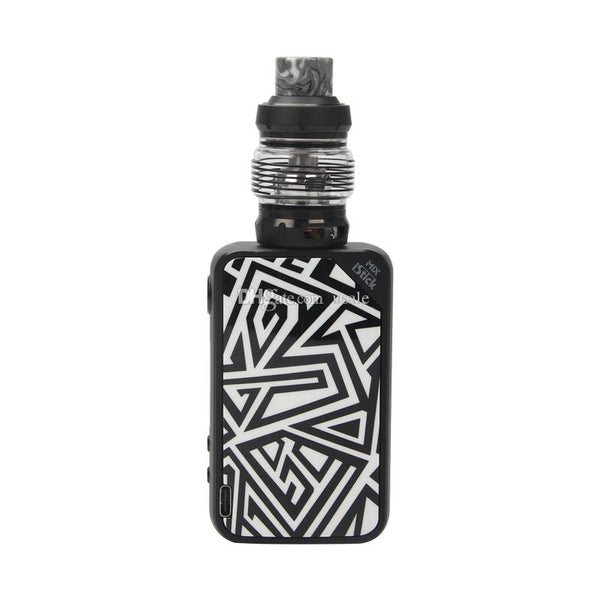 Eleaf iStick Mix 160W Kit with ELLO POP Atomizer 6.5ml HW-M2 HW-N2 0.2ohm Head by Dual 18650 Battery 100% Original
