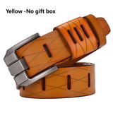 Luxury Genuine Leather Belts for Men