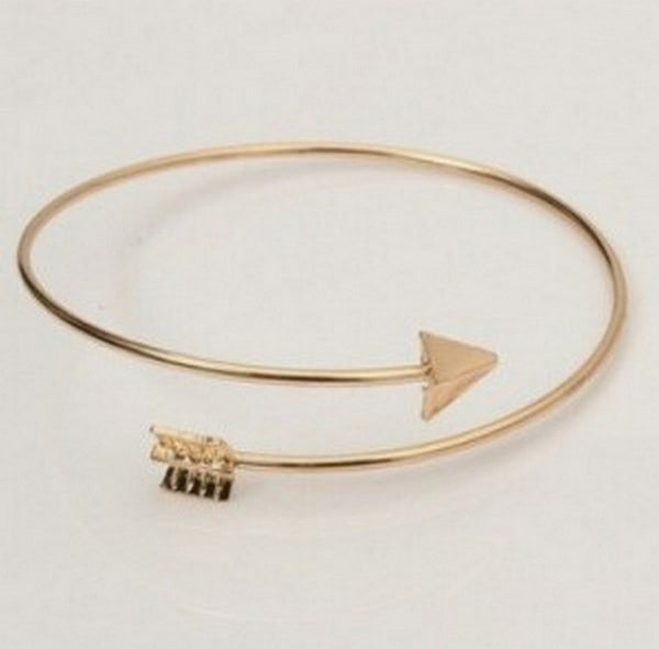 Gothic Arrow Bangle