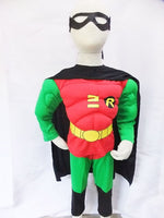 Costume For Kids (Captain America; Spiderman; Superman; Robin; Hulk; Avengers et al.)