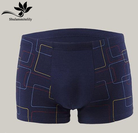 4pcs/lot Top Quality Modal Boxers