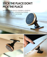 Universal Magnetic 360 Degree Rotation Car Hands-Free Phone/GPS Holder