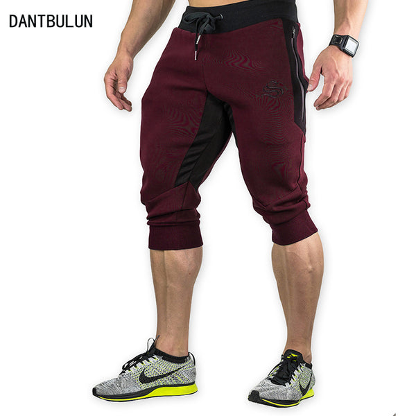 Jogger/Fitness Men's Short Pants