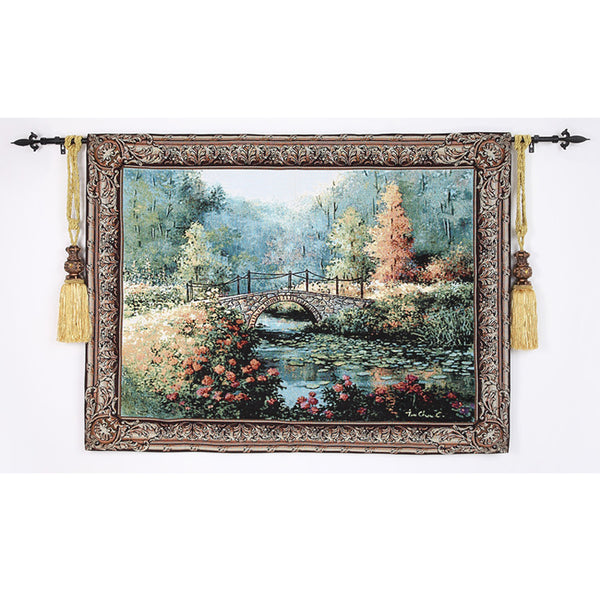 108*138cm Belgium Art Wall Tapestry