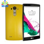 Unlocked LG G4  Hexa Core Android 5.1 3GB+32GB 5.5 inch Cell Phone Multi-Colour Cover
