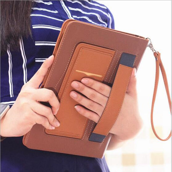 Luxury Leather Case for apple iPad 9.7 inch