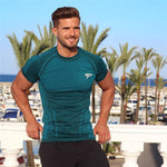 Men Pro Quick Dry Workout T Shirts