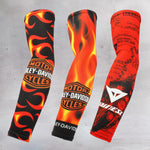 Bikers 1 Pair Design Arm Warmers
