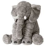 5 Color Stuffed Elephant Plush Toy