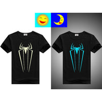 Luminous Character T-Shirts For Boys & Girls 8-10 Years