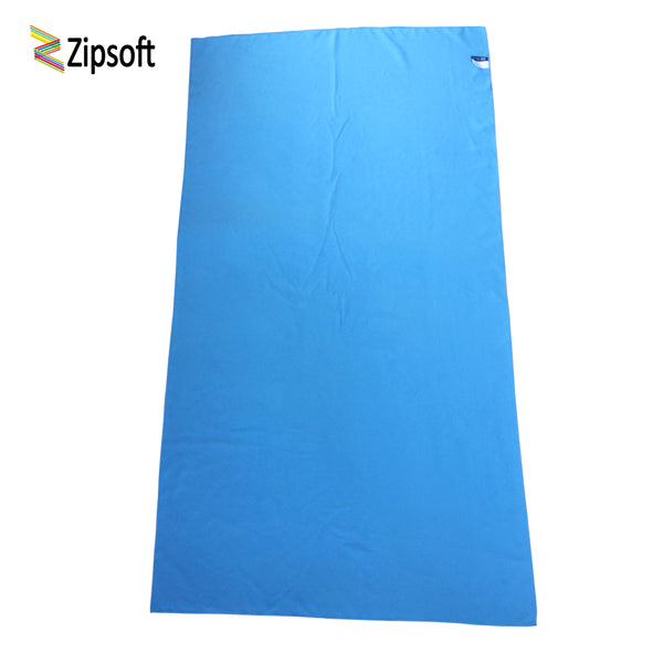 Zipsoft Microfiber Travel Sports Towel/Mat