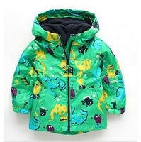 Windbreaker/Raincoat for 2-6 y/o Girls