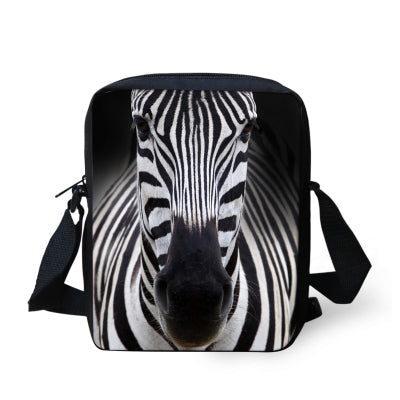 Animal Printed Student Bag