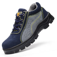 Steel Toe Breathable Work Shoes