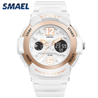 Ladies LED Watch (Rose Gold and Other Colours)