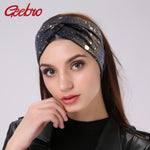 Wide Elastic Headband