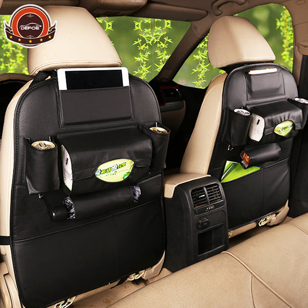 2018 Behind-Car Seat Multi-function Storage Bag