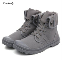 2018 Non-slip Breathable High Ankle Boots