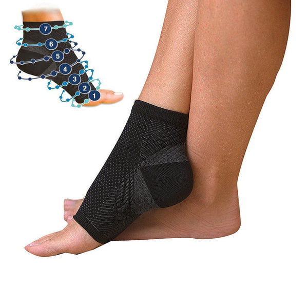 Anti-fatigue Ankle Brace Sock