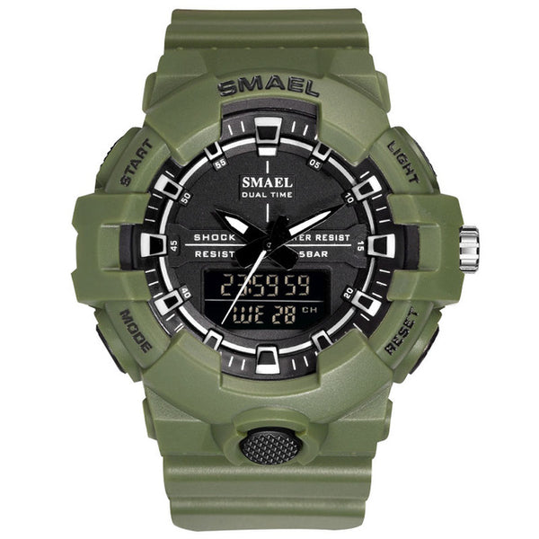 SMAEL Men Watches Waterproof (50M)