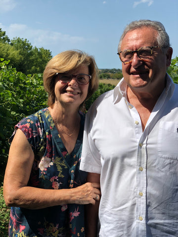 Martine et Jean-Marc Medio