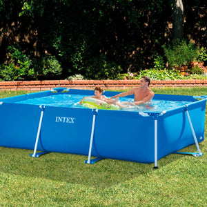Intex Small Swimming Pool Review
