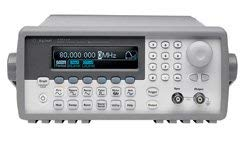Agilent Waveform Generator 33250A, 80MHZ (Certified Refurbished)