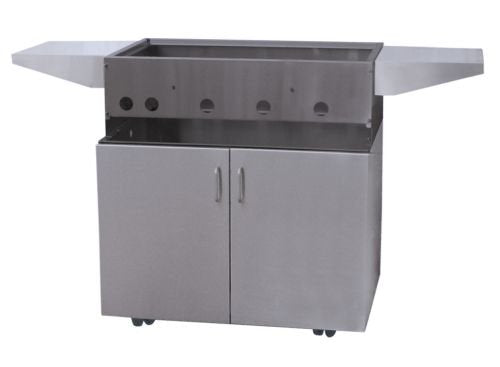 "LX Series PFLX33SSCB Stainless Steel Cart 33"" LP Grills, CART ONLY"