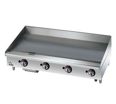 "Star 624MF Star-Max 24"" Gas Griddle with Manual Control"