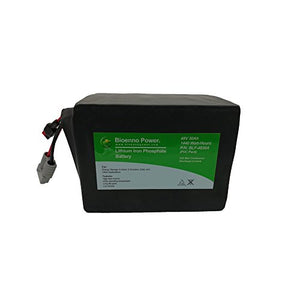 Bioenno Power 48V, 30Ah LFP Battery (PVC, BLF-4830V)